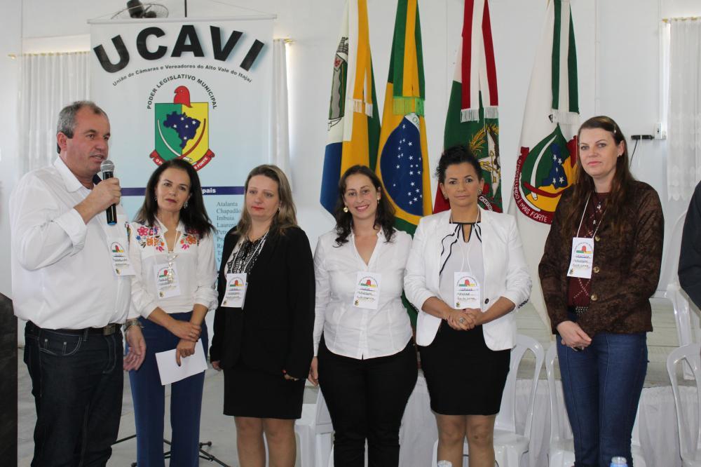 UCAVI - FOMPAVI tem nova diretoria
