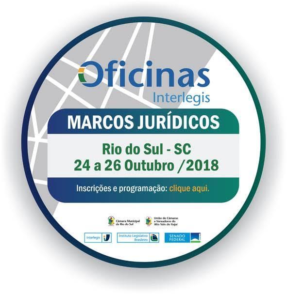 UCAVI e INTERLEGIS realizam oficina em Rio do Sul