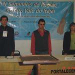 Presidente Getúlio reúne vereadores em seminário