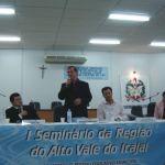 Vereadores da região de Ituporanga participam de treinamento