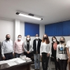 Vereadores e assessores do Médio Vale visitam a UCAVI